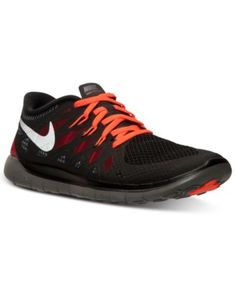 Nike Boys' Free 5.0 2014 Running Sneakers from Finish Line