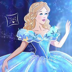 Disney World Characters, Disney Movies, Walt Disney World, Fictional Characters, Cinderella Disney, Disney Princess Drawings, Barbie Movies, Princesas Disney, Live Action