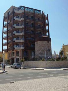 Multi Story Building, Rhodes