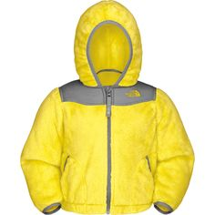 Yellow fleece jacket for Suzie - North Face Oso Hooded Fleece $55.97