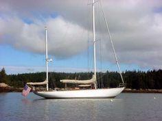 Abeking & Rasmussen Custom Ocean Cruising Yawl - http://boatsforsalex.com/abeking-rasmussen-custom-ocean-cruising-yawl/ -                          US$695,000  Year: 1953Length: 67'Engine/Fuel Type: SingleLocated In: CT, United StatesHull Material: WoodYW#: 17504-2296920Current Price: US$695,000 ENCHANTA  ENCHANTA's pedigree is second to none having been built at the peak of the CCA ocean ...