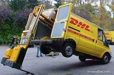 #Forklift and #delivery #fail!