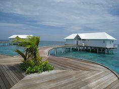 Water Villa Suite at Diamond Thudufushi Island Resort,  for more details visit www.voyagewave.com