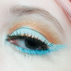"""powderdoom: """" Makeup Inspired by the Solar System By Kailey Saturn, Earth, The Sun, and Jupiter Keep reading """""""