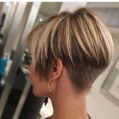 Diese 10 längeren PIXIE-Schnitte mit vielen Stufen bieten einen lässigen Look! - Neue Frisur