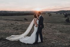 Fiona & Philippe's Elegant Australian Country Wedding - Country Weddings - Wedding Cakes Country Style Wedding Dresses, Country Weddings, Country Wedding Photos, Elegant Wedding, Wedding Bride, Wedding Vintage, Dream Wedding, Country Engagement, Fall Engagement