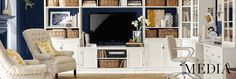 Dream Office from Pottery Barn