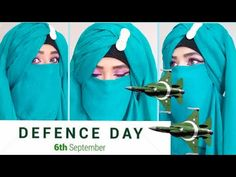 6 september 1965 poetry/Pakistan Defence Day 2020/ Youm e Difa e Pakistan/Hijab with Niqab tutorial - YouTube 6 September 1965, Pakistan Defence, Niqab, Hijab Fashion, Hijab Fashion Style