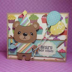 jenny: Happy Birthday Teddy Bear Parade Series