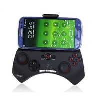 This is Bluetooth game controller, which supports Android / iOS / PC etc different platform games with no driver needed, it is compatible with iPhone / iPad as well as most of the android smart phone and tablet PC. Built-in rechargeable Li-battery, can play about 20 hours continuously after fully...