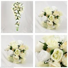 Bouquets we do for the wedding party we do bride briemaids and we make all bouquets packages for your wedding we can use silk foam or real flowers mightylinksfo
