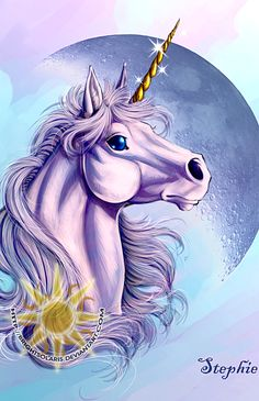Lunar Unicorn by ~BrightSolaris on deviantART CYBERCAT COMMISSION PRICES : http://www.furaffinity.net/view/9970087 LIVESTREAM: http://www.livestream.com/cybercatart ETSY SHOP: (Originals, Prints & More! ) http://www.etsy.com/shop/CybercatGraphics STORE ENVY: (Prints) http://cybercat.storenvy.com/ REBUBBLE (T-shirts & Stickers) : http://www.redbubble.com/people/cybercat/shop YOUTUBE: http://www.youtube.com/user/StephieArt