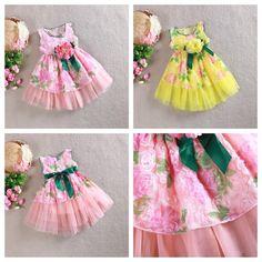 Latest Kids Spring Summer Frocks | Buy online frocks | Elegant Fashion Wear…