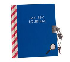 Put your detective hat on, then put pen to paper. Make every day an adventure and use this journal as the perfect tool to keep track of it all.