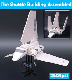 Imperial Shuttle Ultimate Collector Series Building Bocks Toys - MOC 10212 DHL