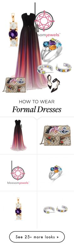 """Blossomjewels Sponsored Contest"" by balloon565 on Polyvore featuring 3.1 Phillip Lim and Gucci"