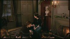 shots from Little Women film