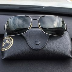 6d9a8b9e2db Account Suspended. Ray Ban GlassesMens SunglassesLeather ...