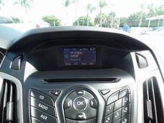 2012 Ford Focus SEL Hatchback Radios, 2012 Ford Focus, Palm Beach Fl