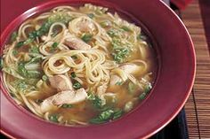 Chinese Chicken & Noodle