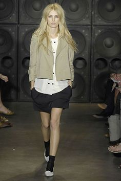Alexander Wang | Spring 2008 Ready-to-Wear Collection | Style.com