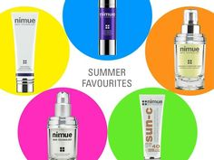 Protect your skin from the harmful UVA/UVB rays that damage and age your skin this summer with one of the Nimue Summer Favourites.
