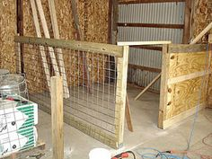 This is the size goat pen I want to build . Good size for your kids goats. Pygmy Goat House, Pygmy Goats, Goat Playground, Goat Shelter, Goat Pen, Barn Stalls, Goat Care, Boer Goats, Nigerian Dwarf Goats