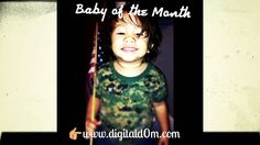 Hey Beautiful, *New Features of the Month*- February 2015= www.digitald0m.com  YouTube video (baby of the month) iLOVEyouBaby