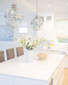 If You Love White Decor, This Home Will WOW You.
