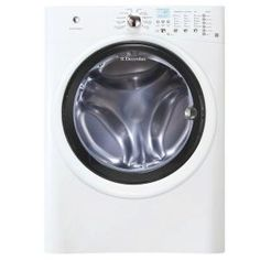 kenmore 41122. electrolux 4.22 cu. ft. high-efficiency front load washer in white, energy kenmore 41122