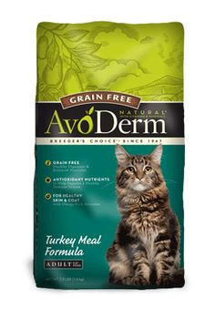 Find the perfect grain free cat food for your little furry friends with #AdvoDermNatural! @AdvoDermNatural