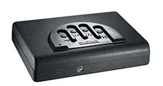 Gunvault MV500-STD Microvault Pistol Gun Safe #GunVault