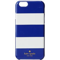 Kate Spade New York Fairmont Square Resin iPhone 6 featuring polyvore, fashion, accessories, tech accessories, hyacinth and kate spade