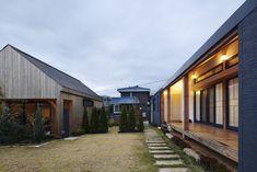 Aleph in Domoon / studio_GAON – nowoczesna STODOŁA   wnętrza & DESIGN   projekty DOMÓW   dom STODOŁA