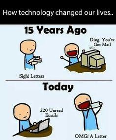 Hahahaha! Funny, but SO TRUE!