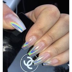 Like this transparent rainbow acrylic coffin nails for summer? Take a look at this artical and you will find out!