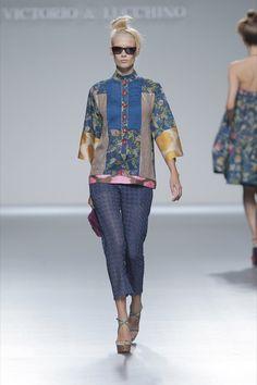 MBFWM – Victorio & Lucchino P/V 2013 Red Carpet, Kimono Top, Lifestyle, Blouse, Skirts, T Shirt, Women, Fashion, Scrappy Quilts