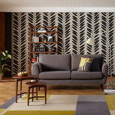43175416293 John Lewis Warwick Cushion Back Medium Sofa