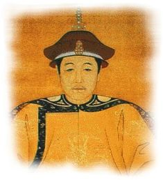 Shun Zhi ws one of the emperors in the Qing Dynasty.