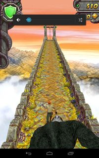 Temple Run 2 swings onto Android devices