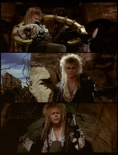 Labyrinth - Jareth by StereoCatastrophe on DeviantArt