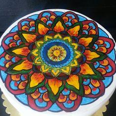 Pasta da mandala olurmu olur ;)
