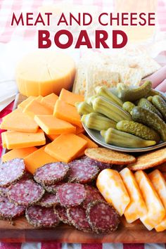 There's no need to overcomplicate a Meat and Cheese Tray. With a simple assortment of meats, cheeses, and crackers you can assemble a platter that'll wow the crowd without breaking the bank. These are our best tips for picking out budget-friendly meats and cheeses for an impressive, no-cook party appetizer you can swing in less than 15 minutes!