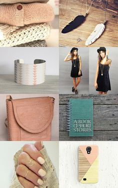 indie Style: Basics and Accessories by Mary Mackie on Etsy