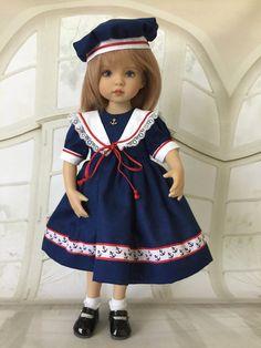 Dianna Effner petit chéri 13 robe chapeau et par SewPetitebyFran