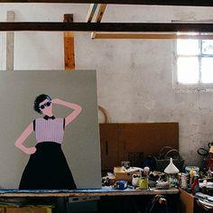 Atelier Piergiorgio Del Ben #Arte #artist #artista #contemporaryart #atelier #pordenone #color #painting #oiloncanvas #oilpainting #acrilic #italianartist #interno99 #piergiorgiodelben #peterofgood @interno99