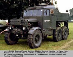 Army Vehicles, Armored Vehicles, Old Lorries, Ww2 Pictures, Bus Coach, Rolling Stock, World War One, British Army, Cool Trucks