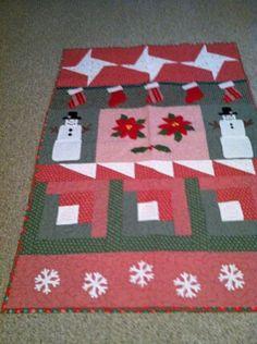 Handmade quilt. 35% of proceeds go to CC3. Pricing to come. Email CampChaos37206@gmail.com for more info.