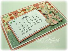 Calendar layout - bjl
