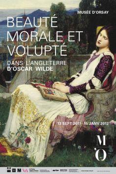 Beauté, morale et volupté, dans l'Angleterre d'Oscar Wilde, Musée d'Orsay, 13 septembre 2011 - 15 janvier 2012